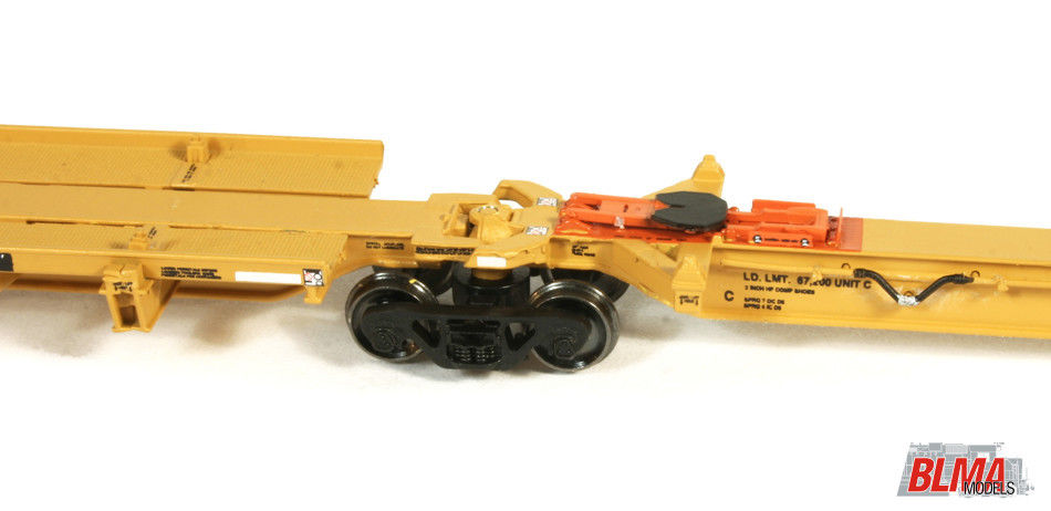 New N Scale  Spine Car
