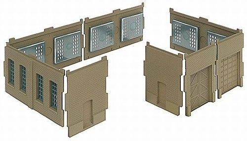 Walthers N Scale Walls W/ Vehicle Doors Kit NEW 933-3285 on n scale construction, scale model house plans, n scale furniture, n scale tools, 1/24 scale house plans, n scale wallpaper, n scale design, g scale house plans, n scale concrete, n scale garden, n scale landscape, n scale blueprints, n scale architect, post-war house plans, vintage house plans, n scale building materials, n scale signs, paper model house plans, n scale lighting, n scale magazines,